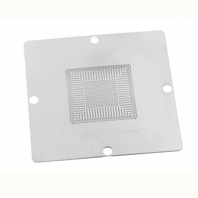 PS4 APU GPU CXD90044GB 0.5mm BGA Rework Reballing Stencil Templates 90x90