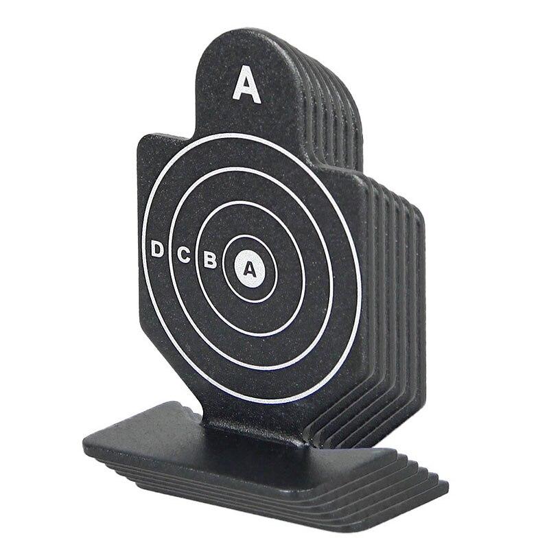 6 Pcs/lot Tactical Shooting Target Set Useful Hunting Airsoft Target Gz330180
