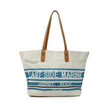 70fb3a8c62 Canvas Shopper Bag Women Beach Bags Linen Casual Tote Female Large capacity  Top-Handle Bags ladies Handbags and purse