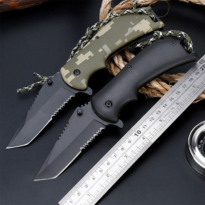 ارسال رایگان چاقوی تیز تاشو با کیفیت - ابزار دست
