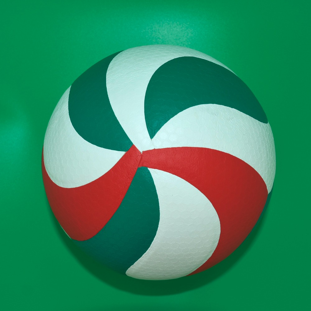 PU Volleyball Professional Training Competition Ball 5# International Standard Beach Han ...