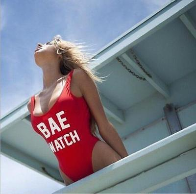 Sexy Women One Piece Swimsuit Monokini Swimsuit Beach Backless Swimwear Beachwear Letters Printed Bathing suit S-L 3