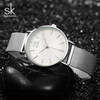 Shengke Luxury Women S Watches Famous Brand Fashion Bracelet Watch Women Watches Ladies Watch SK Clock