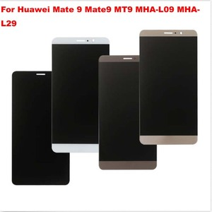 5.9'' Full LCD DIsplay + Touch Screen Digitizer Assembly Replacement For Huawei Mate 9 Mate9 MT9 MHA-L09 MHA-L29 MHA-AL00+tools(China)
