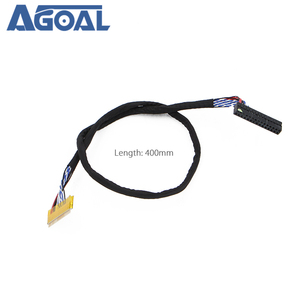 Image 5 - Special for Panel V270B1 V260B1 V320B1 LVDS Cable 1ch 8 bit 30 pins 30pin single 8 line 400mm For LCD FI X30SSL HF