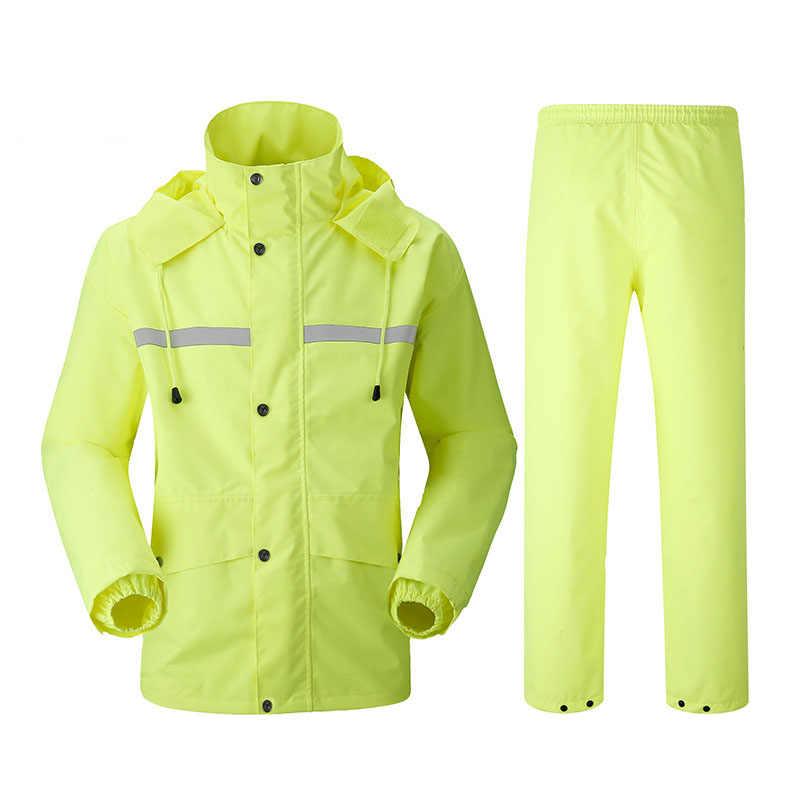 Высококачественная Брендовая обувь; плащ-костюм модная дышащая обувь на открытом воздухе Рыбалка плащ для езды путешествия Портативный складной дождевик; непромокаемые штаны
