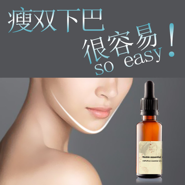 Tighten Chin Face Care Anti-Aging Anti Wrinkle Essential Oil Whitening Firming Massage Oil Pure Natural Extract Beauty Skin Care