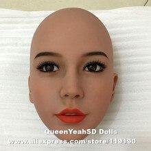#56 Лучшие качества оральный головка для реальные куклы кукла секса, любовь куклы, сексуальная игрушка для мужчин, может подходит для 140 см до 168 см высота тела
