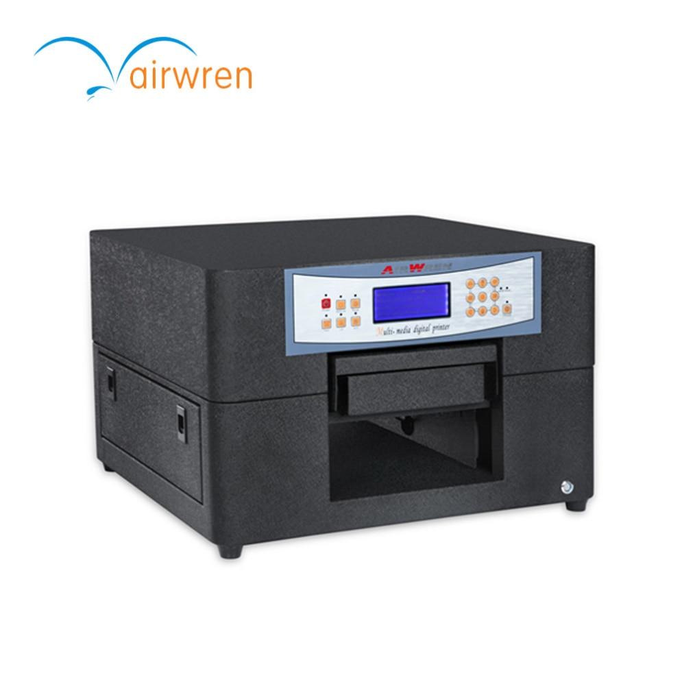 Digital Printing Machine Mini Uv Printer With 5760*1440dpi High Resolution