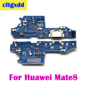 cltgxdd High quality For Huawei Mate8 USB Charging Port Dock Board Headphone Audio Jack Flex Cable
