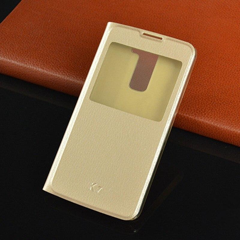 Luxusní štíhlé zobrazení okna Shell Time Display Flip Cover - Příslušenství a náhradní díly pro mobilní telefony