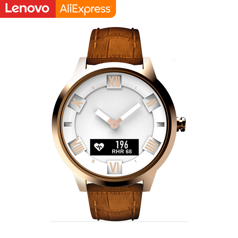 Lenovo Watch X Plus Bluetooth5 0 Smart Watch Sports Version Heart Rate Air Pressure Temperature Monitoring