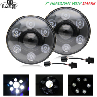 CO LIGHT 1 Pair 30W 48W 24W Led Headlight H4 H13 Waterproof Car Daytime Running Lights