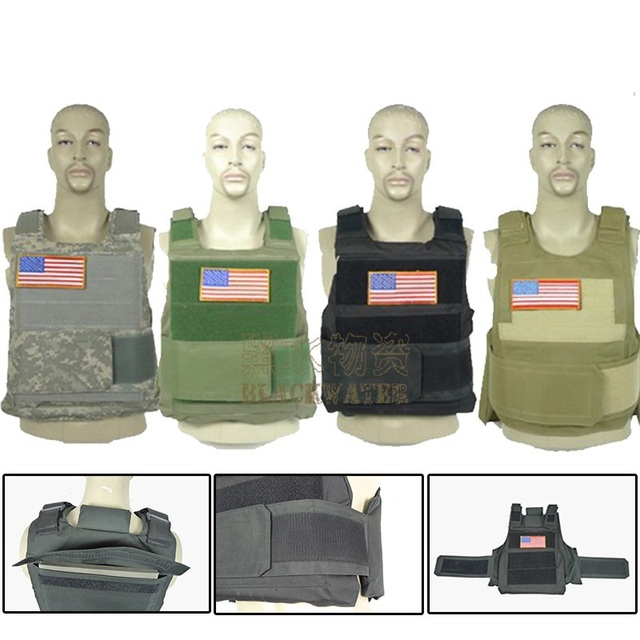 5.111 voodoo tactical sog Airsoft paintball bulletproof vest plate carrier multicam plate carrier voodoo colete a prova de bala