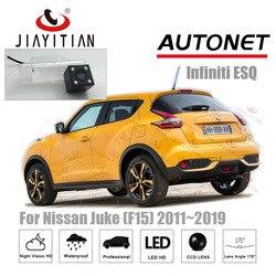 JIAYITIAN kamera tylna dla nissana Juke (F15) dla Infiniti ESQ 2010 ~ 2019 CCD/Night Vision/kamera cofania kamera na tablicę rejestracyjną w Kamery pojazdowe od Samochody i motocykle na