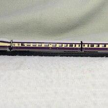 Редкие специальные предложения 1:220 HW ZU Z пропорциональный поезд костюм Супер Изысканная статическая модель поезда