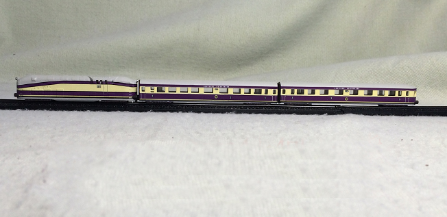 Rare  Special Offer  1:220 HW ZU Z Proportional Train Suit Super  Exquisite Static Train Model