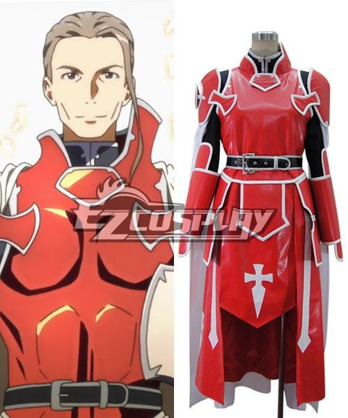 Sword Art Online Heathcliff Cosplay Costume E001-in Anime Costumes from  Novelty & Special Use on Aliexpress.com | Alibaba Group