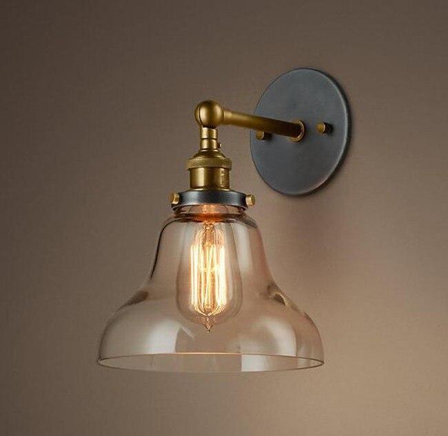 Clear Glass Bathroom Lighting