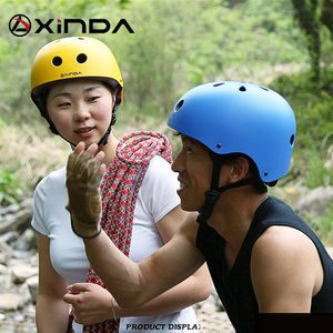 Image 2 - Xinda Professional OutwardBound Helmet Safety Protect Helmet Outdoor Camping & Hiking Riding Helmet Child Protective Equipment