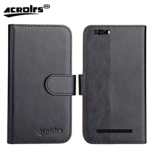 Vertex Impress Lion dual cam (3G) Case 2017 6 Colors Leather Exclusive 100% Special Phone Cover Cases Card Wallet+Tracking