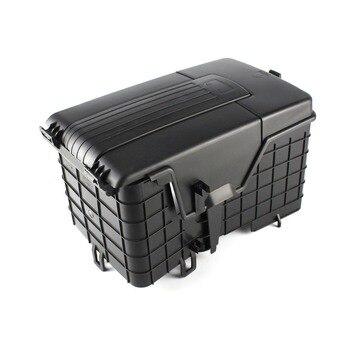 OEM czarna strona VW bateria taca pokrywa osłonowa zestawy dla VW Volkswagen Jetta Passat B6 B7 CC Golf Tiguan 1KD 915 443 335 336