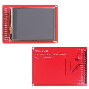 """Image 2 - 2.2 """"TFT LCD شاشة تعمل باللمس لوحة القطع وحدة ث/قلم اللمس لاردوينو"""