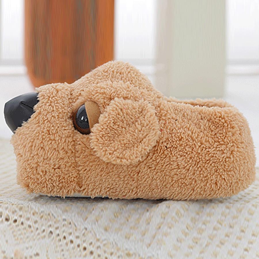 Cartoon Dog Slippers 2