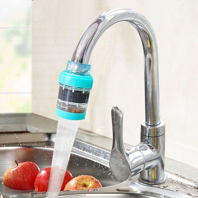 1 STÜCKE haushaltswasserfilter Magnetisieren küchenarmatur ...