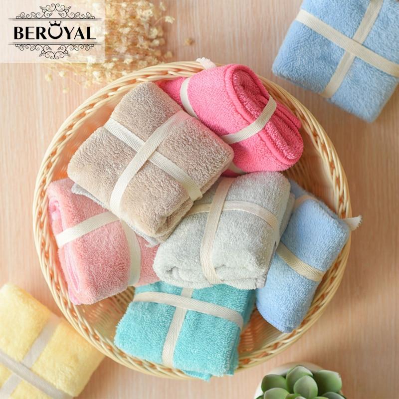 Korean Washcloths: Aliexpress.com : Buy 4pcs/Set Kids Face Towel Cute Towels