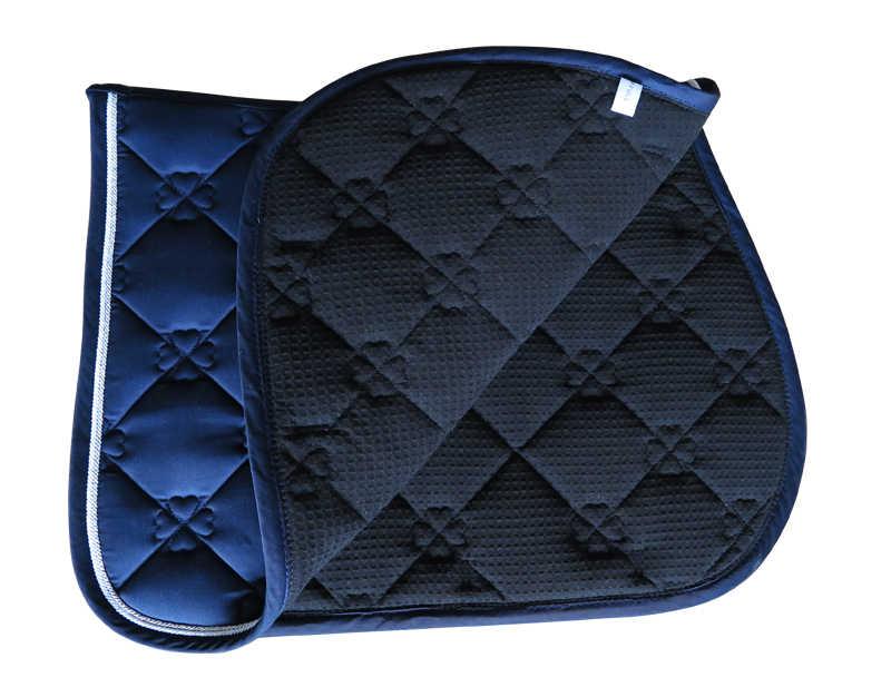 Ücretsiz kargo at eyeri, T/C pamuk, 5 MM köpük ve 300 gram polyester. çift halat boru. velcro el (PD025)