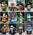 Figuras de Dragon Ball Z Figuras de Ação PVC Brinquedos Figura Dragonball Z Dbz Son Goku Mestre Kame Pilaf Budokai Tenkaichi 3
