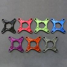 цена на CHOOSE Mtb Bike Crank Adapter Fit For SRAM X0 X1 X01 XX1 Gx Bike Crank