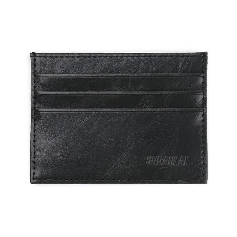 Quality Assurance Fashion Retro Men Leather Clutch Billfold Credit ID Card Slim Purse font b money