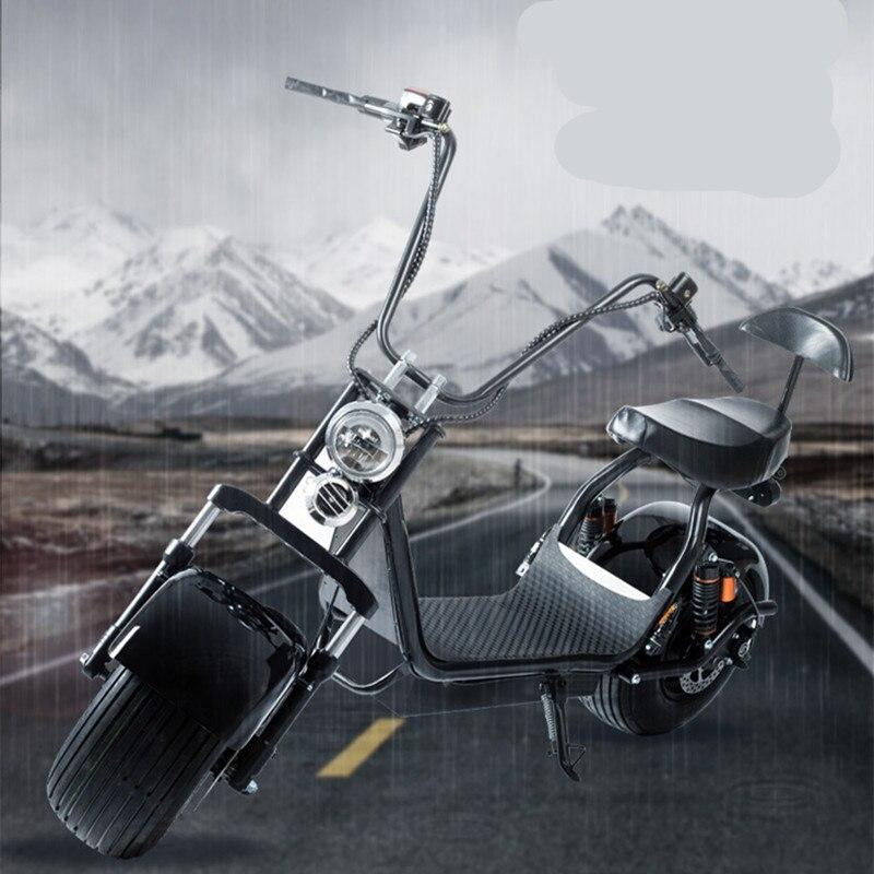 Usine directe vente taille Harley électrique de vélo de montagne vélo 60 v 1000 w moto électrique véhicule scooter X9 vélo électrique mo