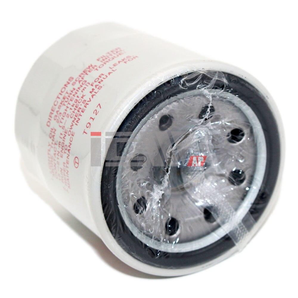 10 pièces filtre à huile pour Nissan 200 350 370 ALMERA MAXIMA NV200 Sentier Teana 15208-65F0A