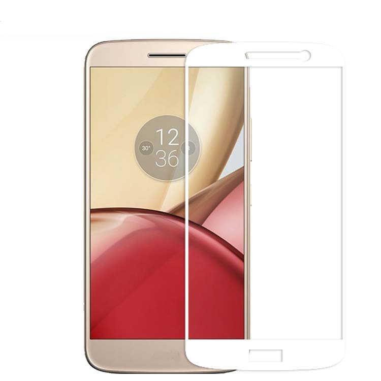 Para Motorola Moto G5 Plus Z Z2 Play C E4 Plus Protector de pantalla de cobertura completa película de vidrio templado para Moto G5S Plus