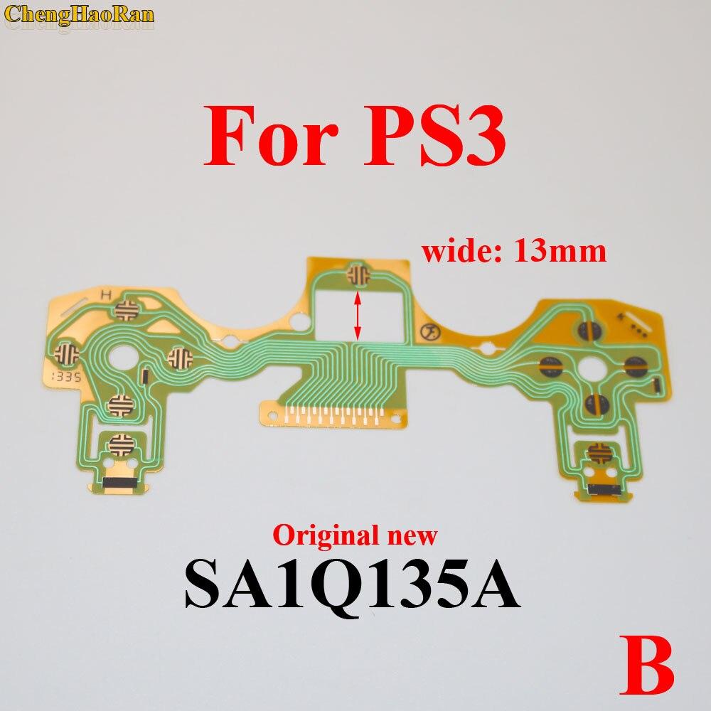 ChengHaoRan 50Pcs For PS4 Controller Dualshock 3 SA1Q135A Vibration  Conductive Film Ribbon Circuit Board flex JDM 001 010 011