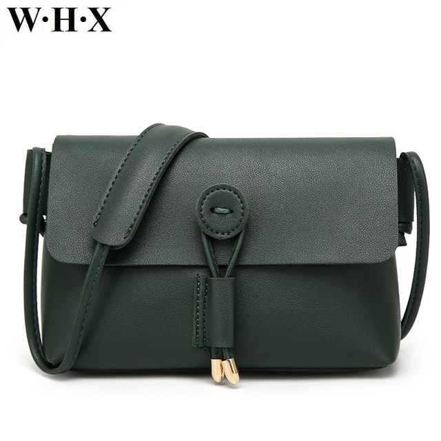 Whx Dark Green Women Bag Handbags Female Cross Body For Shoulder Messenger Bags