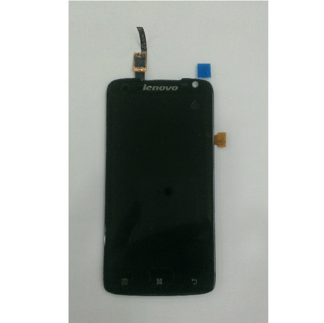 ФОТО original for Lenovo P780 LCD with Touch Screen Digitizer Assembly For Lenovo P780 Smartphone