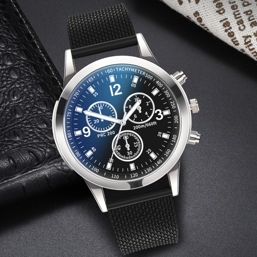 Man's Womens Quartz Analog Wrist Delicate Watch Clock Mens Watches Top Brand Business Watches  Masculino 4