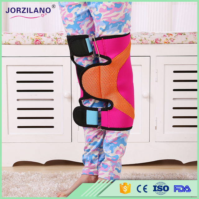 Jorzilano remedical子姿勢補正サポートベルトorthopeticダブダブの半ズボンカッコ脚トルマリンベルト