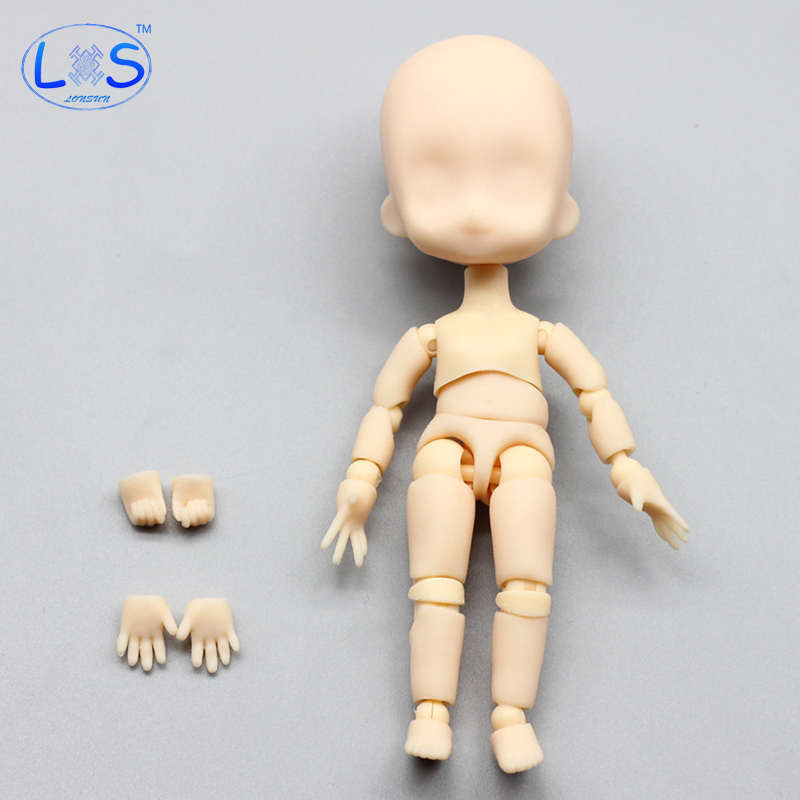 Anime Figma Archetype Children Ferrite Movable BODY KUN BODY CHAN PVC Action Figure Model Toys Doll For Christmas Toy male female movable body joint action figure toys artist art painting anime model doll mannequin art sketch draw human body doll