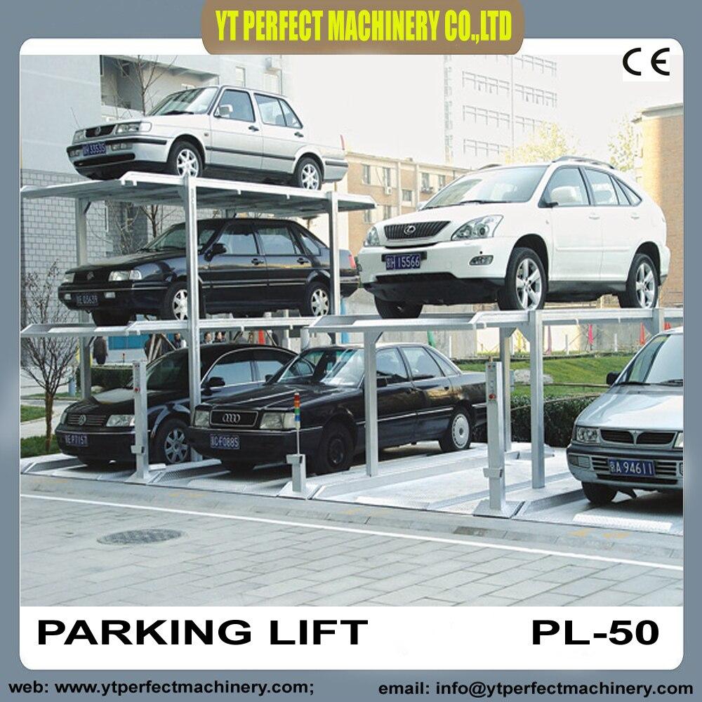 Populaire PL 50 Souterrain type trois couches Ascenseur Parking pour 3  VM07