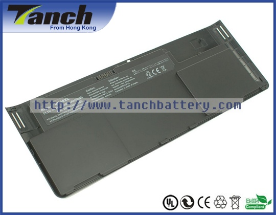 Laptop battery for <font><b>HP</b></font> OD06XL H6L25AA H6L25UT HSTNN-IB4F 698943-001 EliteBook <font><b>Revolve</b></font> <font><b>810</b></font> G3 HSTNN-W91C 11.1V 6 cell image