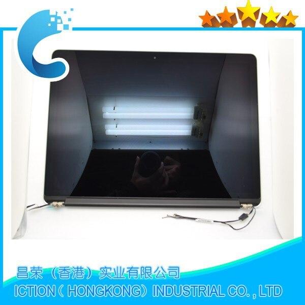 Original nuevo A1502 LCD para Apple Macbook Pro Retina 13 A1502 LCD asamblea de pantalla ME864 ME865 MGX72 MGX92 a finales de 2013 a mediados de 2014