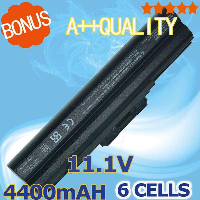 Laptop Battery For Sony VGP-BPS13A/S VAIO VGN-AW93HS VGN-AW93ZFS VGN-AW93ZGS VGN-AW93ZHS VGN-CS11S/P VGN-CS11Z/R VGN-CS13H/Q