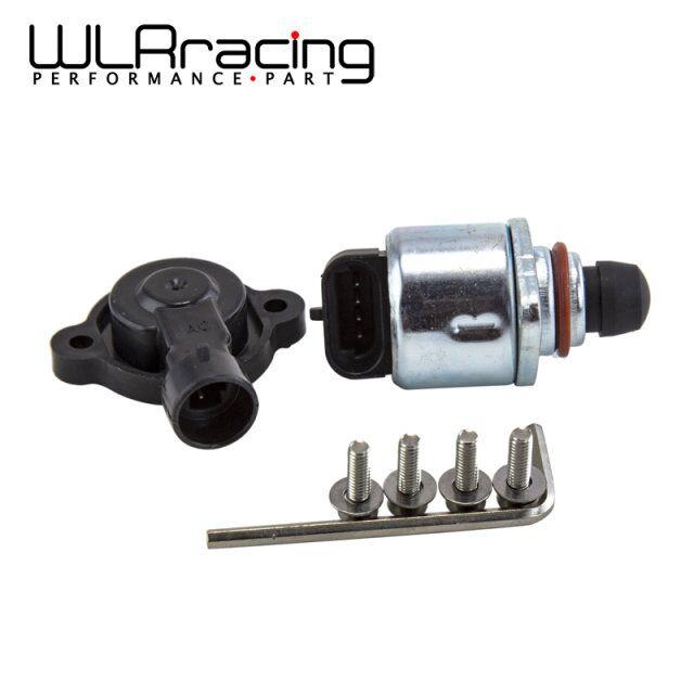 WLR RACING - NEW TPS Throttle body posistion sensor and IAC sensors 4.8 - 5.3 - 6.0 For LS1 LS6 Trans Am Camaro WLR5961