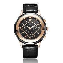 YADAN-8008, роскошные красивые женские часы, точность водонепроницаемые часы, кварцевые часы, досуг кожаный ремень вахта