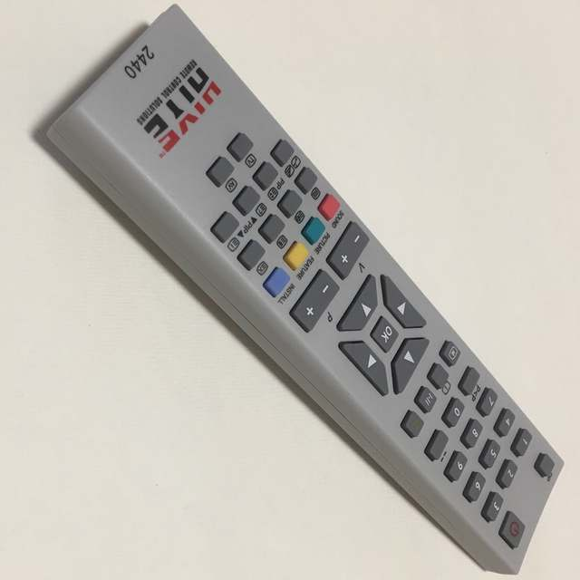 US $2 09  RC2440 Remote Control for VESTEL SEG AEG BUSH FUNAI TV , RC 2440  Controller directly use-in Remote Controls from Consumer Electronics on